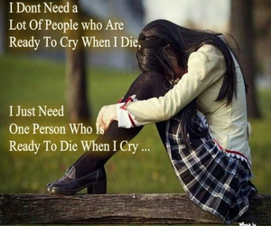 love quotes, sad quotes, and girl quotes image