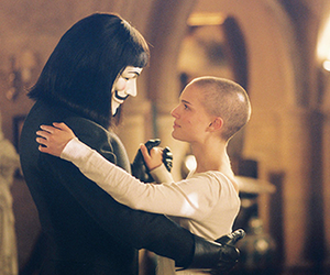 v, dance, and v for vendetta image