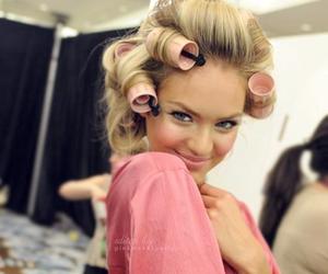 model, Victoria's Secret, and blonde image