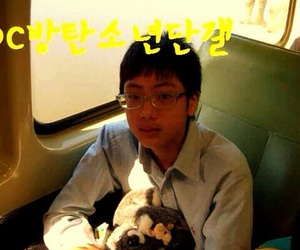jin, bts, and predebut image