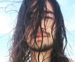 beautiful, hair, and music image