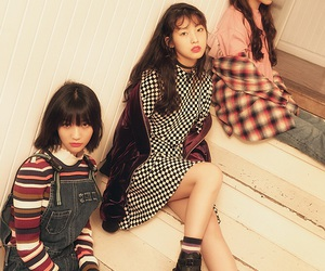 arin, binnie, and seunghee image