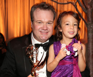 modern family, eric stonestreet, and aubrey anderson-emmons image