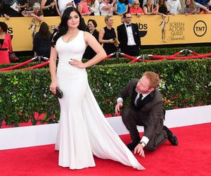 modern family, ariel winter, and jesse tyler ferguson image