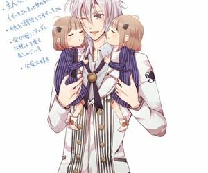 ikki, anime, and amnesia image