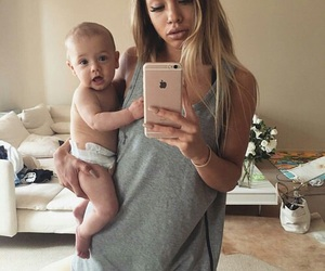 tammy hembrow, baby, and family image