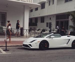 car, florida, and Hot image