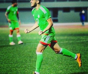 Algeria, football, and players image