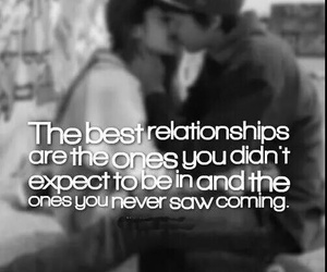 expect, quote, and Relationship image