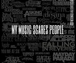 music, bands, and mayday parade image