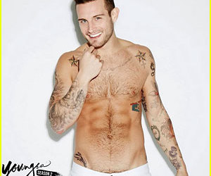 sexy, Tattoos, and hot dude image