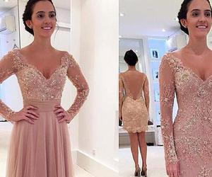 dress, prom dresses, and Prom image