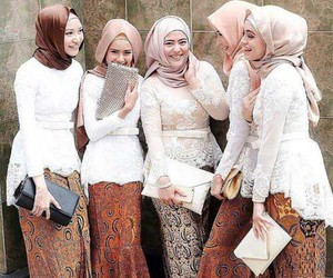 prom hijab outfits image