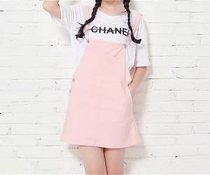 kfashion, pink, and chanel image