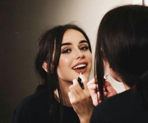 girl, makeup, and acacia brinley image