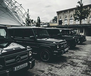 car, benz, and mercedes image