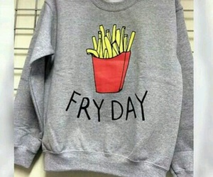 fashion, friday, and food image