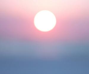sun, sky, and photography image