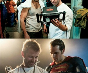 Henry Cavill, man of steel, and love words quotes image