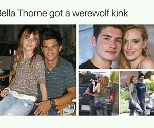 bella thorne and tyler posey image