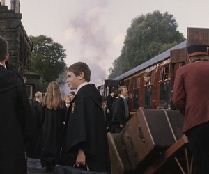 daniel radcliffe, philosophers stone, and harry potter image