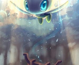 celebi, pokemon, and pichu image