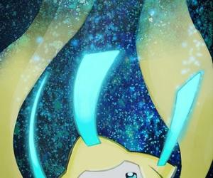pokemon and jirachi image