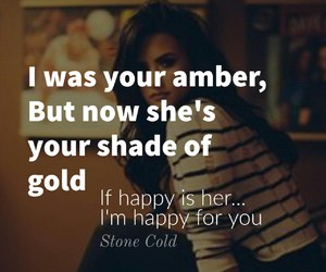 cold, frases, and gold image