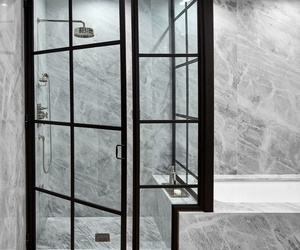 bathroom, design, and marble image