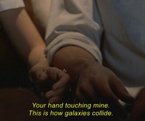 hands, holding hands, and quotes image