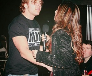 dean ambrose and jon moxley image