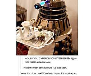 doctor who and Dalek image