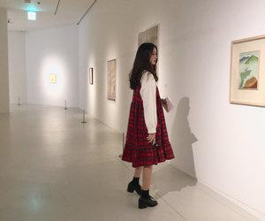 ulzzang, aesthetic, and korean image