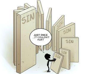 allah, muslim, and sin image