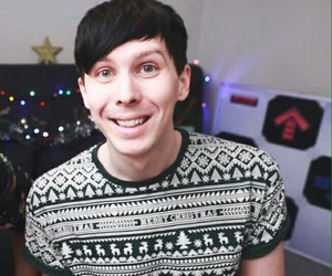 amazingphil, phil lester, and phan image