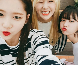 mimi, binnie, and jiho image