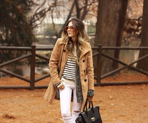 autumn, vogue, and clothing image