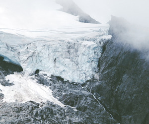mountain, nature, and wanderlust image