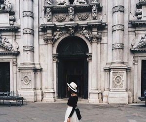 fashion, travel, and hipster image
