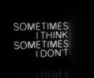 quote, sometimes, and grunge image