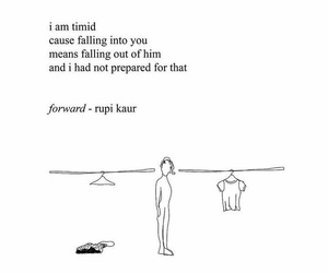falling, quote, and you image