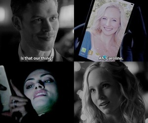 tvd, candice accola, and caroline forbes image