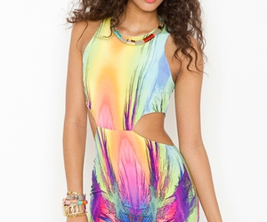 colors, dress, and party image
