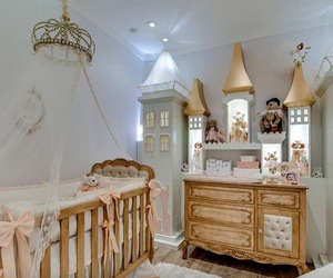 baby, decor, and girl image