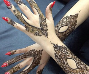 art, nails, and culture image