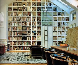 books and rooms image