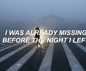 quote, tumblr, and band image