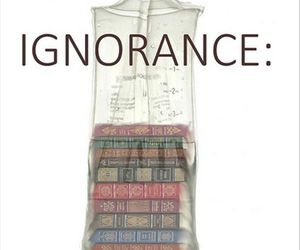 book, ignorance, and cure image