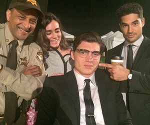 cast, from dusk till dawn, and zane holtz image