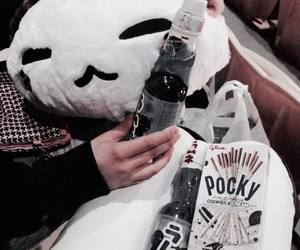 asian, drink, and japanese image